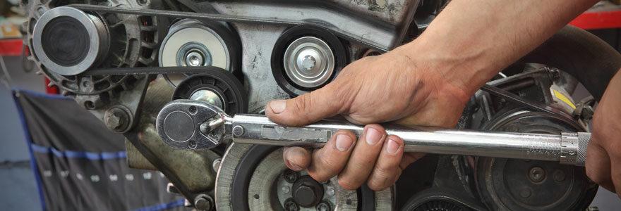 Mécanique diesel